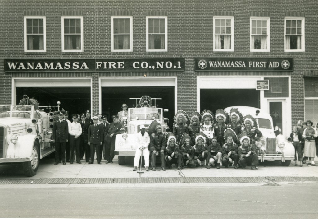 The Wanamassa Fire Co near Asbury Park inspired Rich to work in rescue